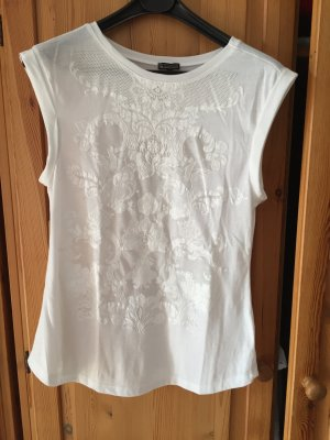 Laura Scott A Line Top natural white
