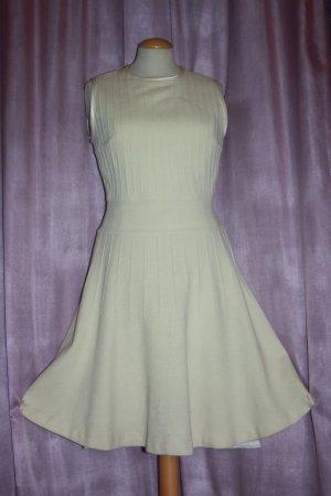 Hübsches True Vintage Wollkleid 34 36 Wolle Kleid Winterkleid