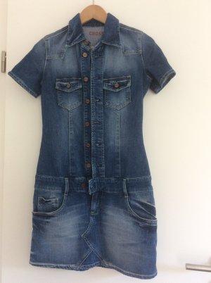 Hüft-Jeanskleid von Cross