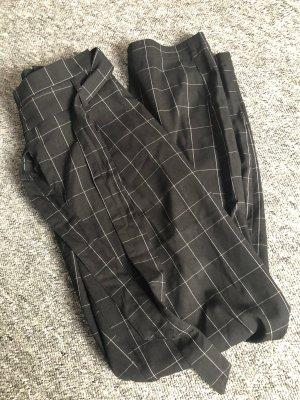 Tally Weijl Pantalon taille basse noir-blanc