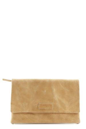 Hüftgold Clutch creme Casual-Look