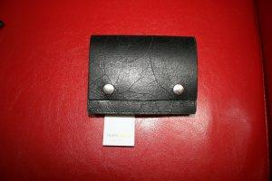 Hüftgold Mini sac noir cuir