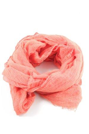 Hüftgold Halsdoek roze casual uitstraling