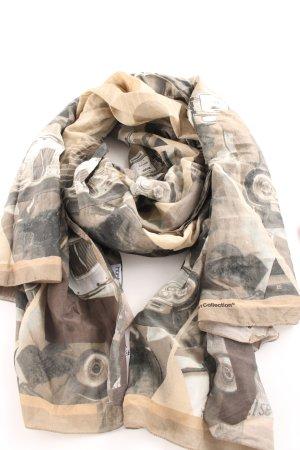Hüftgold Foulard motif abstrait style décontracté