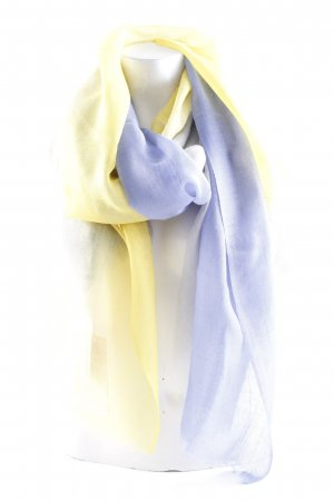 Hüftgold Neckerchief color gradient casual look