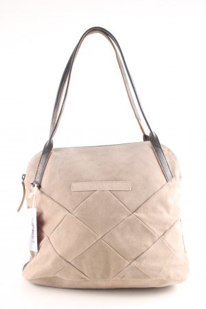 Hüftgold Handtasche wollweiß Casual-Look