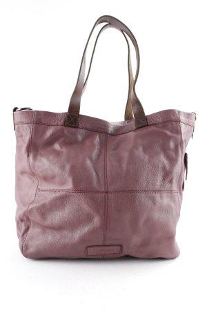 Hüftgold Handtasche violett Casual-Look