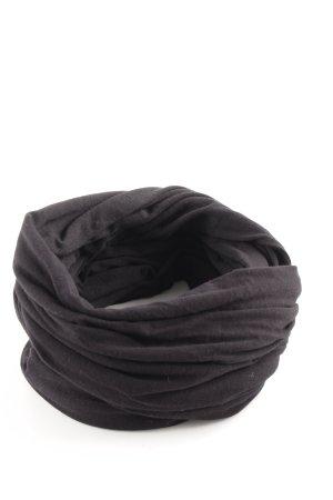 Hüftgold Tubesjaal zwart casual uitstraling
