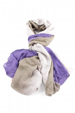 Hüftgold Summer Scarf color gradient casual look