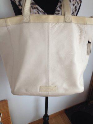 Hüftgold Tasche in Creme Weiß