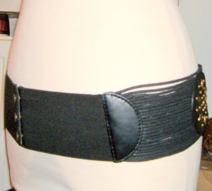 Zabaione Hip Belt black-bronze-colored others
