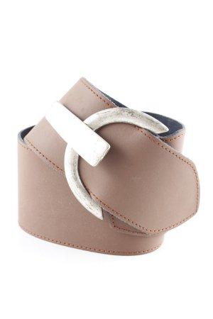 Cinturón de cadera marrón estilo «business»