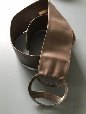 Robako Ceintures Hip Belt grey brown leather