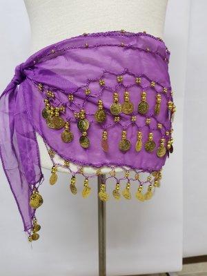 Ceinture de hanches violet-lilas