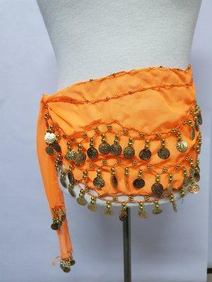 Cinturón de cadera naranja