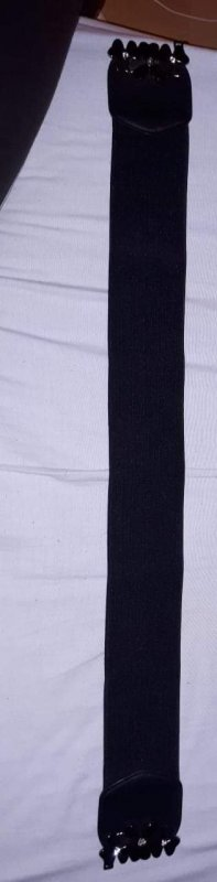 Hüftgürtel schwarz