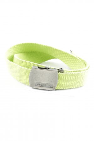 Hip Belt meadow green-silver-colored casual look
