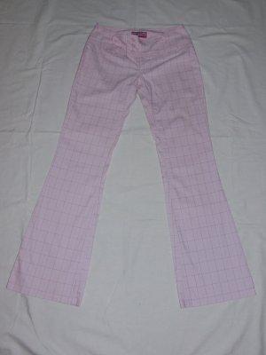 Freesoul Pantalon taille basse rose clair