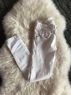Hüftige weiße Hose von g-Star