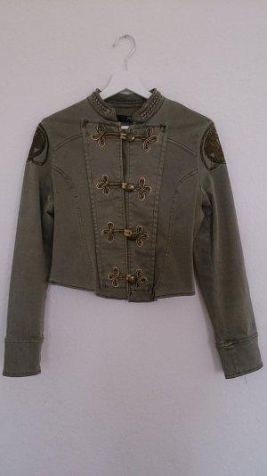 Hüftlange Army Jacke Jane Norman