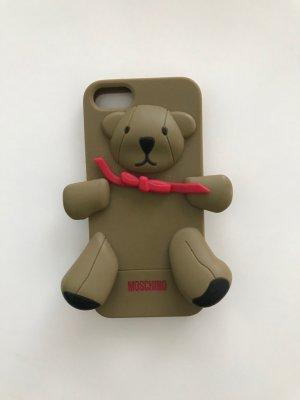 Hülle Bear für iPhone 5/5s, braun Moschino