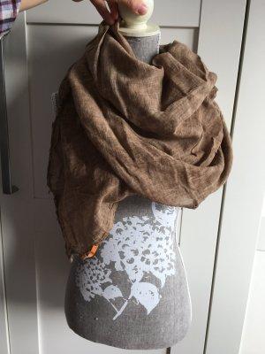 Hugo Biss Schal in braun