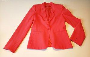 HUGO Blazer in Bright Red