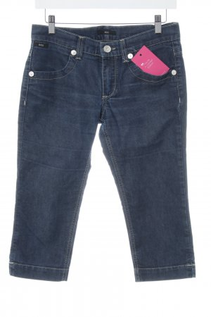 Hugo Boss 3/4 Jeans blau Casual-Look