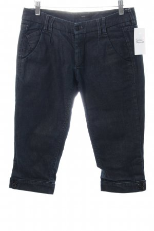 Hugo Boss 3/4 Jeans dunkelblau Casual-Look