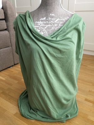 Hugo Boss Oversized shirt lichtgroen-groen