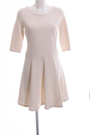 Hugo Boss A-Linien Kleid nude Business-Look