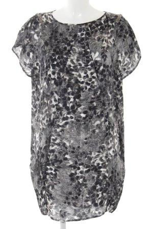 Hugo Boss Abendkleid abstraktes Muster schlichter Stil