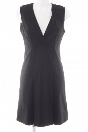 Hugo Boss Abendkleid schwarz Business-Look