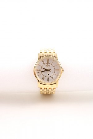 Hugo Boss Analog Watch gold-colored business style