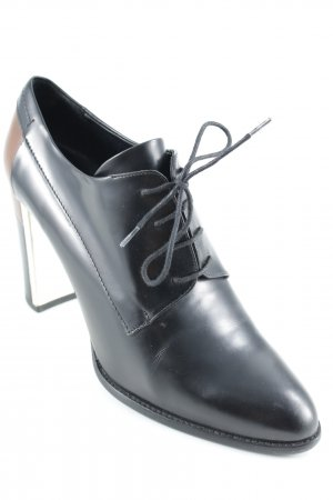 Hugo Boss Ankle Boots black-brown elegant