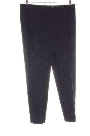 Hugo Boss Pantalon zwart zakelijke stijl