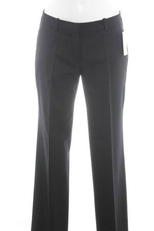 Hugo Boss Anzughose dunkelblau Business-Look
