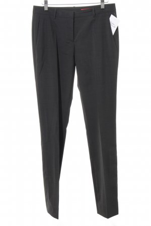 Hugo Boss Suit Trouser dark grey pinstripe business style
