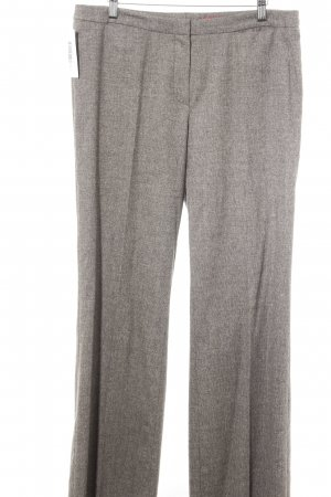 Hugo Boss Suit Trousers Grey Brown