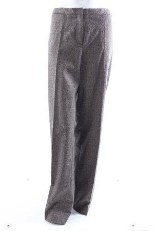 Hugo Boss Anzughose graubraun