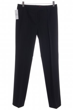Hugo Boss Suit Trouser black business style