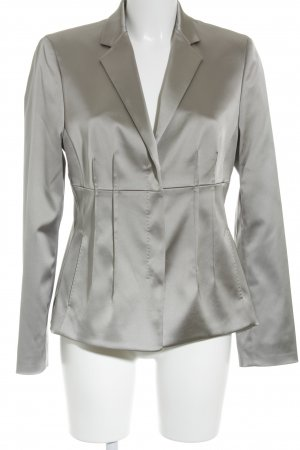 Hugo Boss Waistcoat silver-colored business style