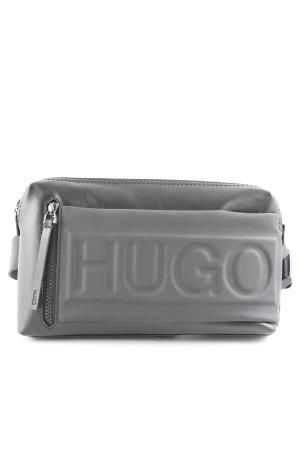 Hugo Boss Marsupio nero stile da moda di strada