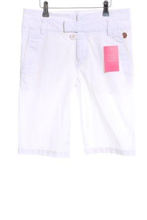 Hugo Boss Bermuda bianco stile casual