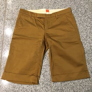 Hugo Boss Bermudas bronze-colored