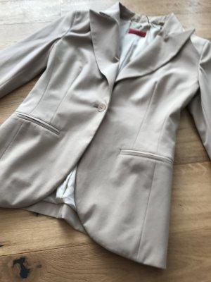 Hugo Boss Blazer 34 in Creme beige Business Anzug