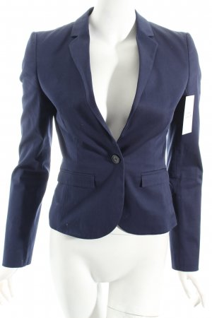 Hugo Boss Blazer blau Casual-Look