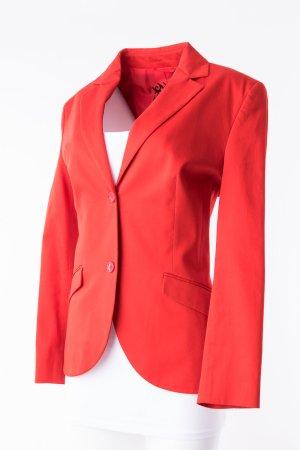 HUGO BOSS - Blazer Rot aus Baumwolle