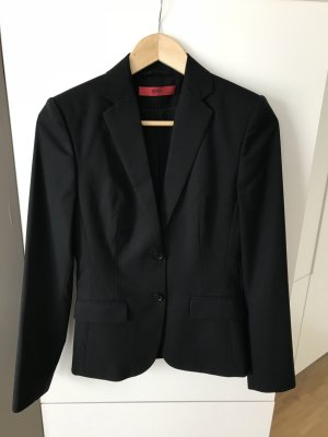 Hugo Boss Wool Blazer black