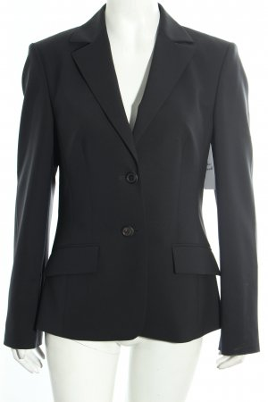 Hugo Boss Blazer schwarz Business-Look